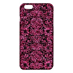 Damask2 Black Marble & Pink Marble Iphone 6 Plus/6s Plus Tpu Case by trendistuff