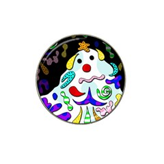 Candy Man` Hat Clip Ball Marker by Valentinaart