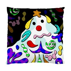 Candy Man` Standard Cushion Case (two Sides) by Valentinaart