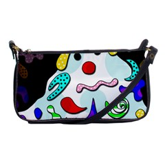 Candy Man` Shoulder Clutch Bags by Valentinaart
