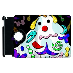 Candy Man` Apple Ipad 3/4 Flip 360 Case by Valentinaart