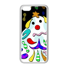 Candy Man` Apple Iphone 5c Seamless Case (white) by Valentinaart