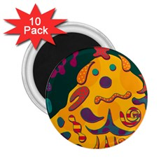 Candy Man 2 2 25  Magnets (10 Pack)