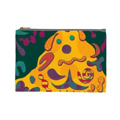 Candy Man 2 Cosmetic Bag (large)  by Valentinaart