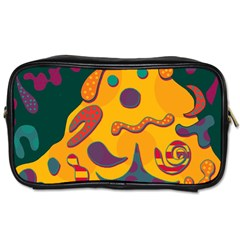 Candy Man 2 Toiletries Bags by Valentinaart