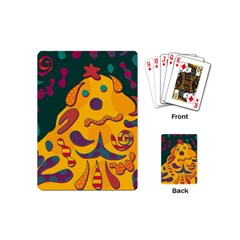 Candy Man 2 Playing Cards (mini)