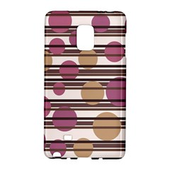 Simple Decorative Pattern Galaxy Note Edge by Valentinaart
