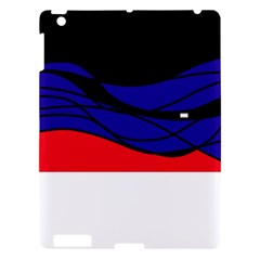 Cool Obsession  Apple Ipad 3/4 Hardshell Case by Valentinaart