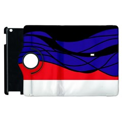 Cool Obsession  Apple Ipad 3/4 Flip 360 Case by Valentinaart