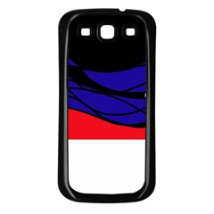 Cool Obsession  Samsung Galaxy S3 Back Case (black) by Valentinaart