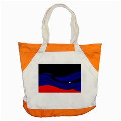 Cool Obsession  Accent Tote Bag by Valentinaart