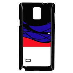 Cool Obsession  Samsung Galaxy Note 4 Case (black) by Valentinaart
