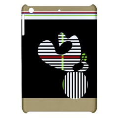 Abstract Art Apple Ipad Mini Hardshell Case by Valentinaart