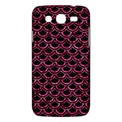 Scales2 Black Marble & Pink Marble Samsung Galaxy Mega 5 8 I9152 Hardshell Case  by trendistuff