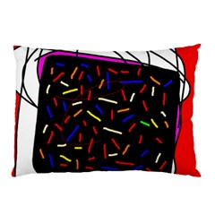 Color Tv Pillow Case by Moma