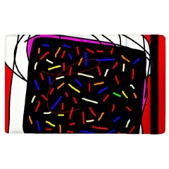 Color Tv Apple Ipad 2 Flip Case by Moma