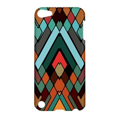 Abstract Mosaic Color Box Apple Ipod Touch 5 Hardshell Case