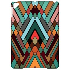 Abstract Mosaic Color Box Apple Ipad Pro 9 7   Hardshell Case by AnjaniArt