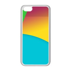 Bok Apple Iphone 5c Seamless Case (white)