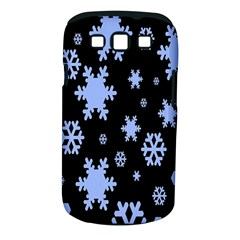 Blue Black Resolution Version Samsung Galaxy S Iii Classic Hardshell Case (pc+silicone)