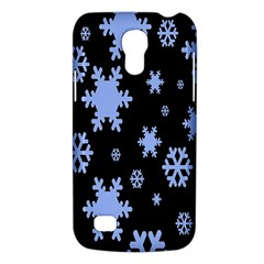 Blue Black Resolution Version Galaxy S4 Mini by AnjaniArt