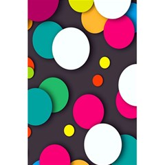 Color Balls 5 5  X 8 5  Notebooks by AnjaniArt