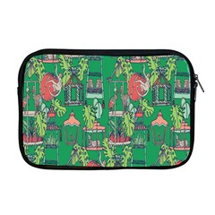 Animal Cage Apple Macbook Pro 17  Zipper Case
