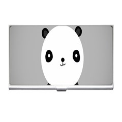 Cute Panda Animals Business Card Holders