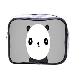 Cute Panda Animals Mini Toiletries Bags