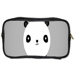 Cute Panda Animals Toiletries Bags