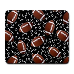 Football Player Large Mousepads