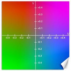 Formula Plane Rainbow Canvas 12  X 12