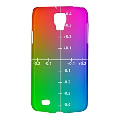 Formula Plane Rainbow Galaxy S4 Active by AnjaniArt