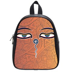 Face Eye School Bags (small)