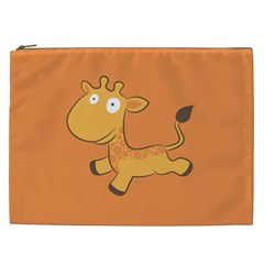Giraffe Copy Cosmetic Bag (xxl)