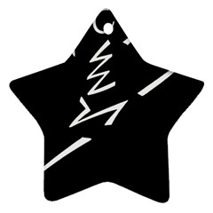 Great Gig Dance Star Ornament (two Sides)