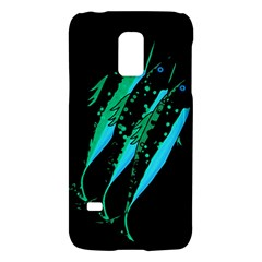 Green Fish Galaxy S5 Mini by Valentinaart