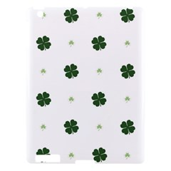 Green Leaf Apple Ipad 3/4 Hardshell Case by AnjaniArt