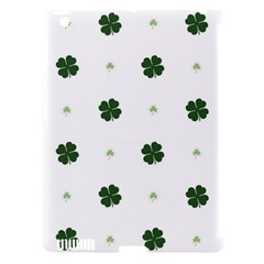 Green Leaf Apple Ipad 3/4 Hardshell Case (compatible With Smart Cover) by AnjaniArt
