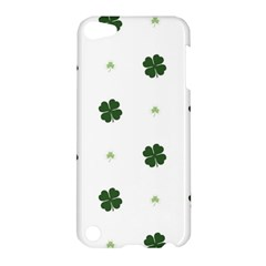 Green Leaf Apple Ipod Touch 5 Hardshell Case