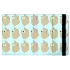 Kukang Animals Apple Ipad 3/4 Flip Case by AnjaniArt