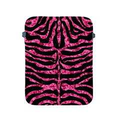 Skin2 Black Marble & Pink Marble Apple Ipad 2/3/4 Protective Soft Case by trendistuff