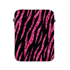 Skin3 Black Marble & Pink Marble Apple Ipad 2/3/4 Protective Soft Case by trendistuff