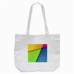 Lock Screen Tote Bag (white)