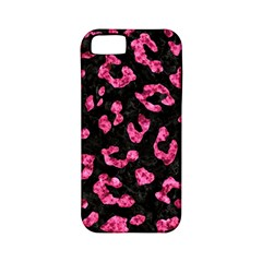 Skin5 Black Marble & Pink Marble (r) Apple Iphone 5 Classic Hardshell Case (pc+silicone) by trendistuff