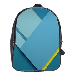 New Bok Blue School Bags(large)