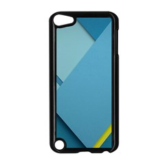 New Bok Blue Apple Ipod Touch 5 Case (black)