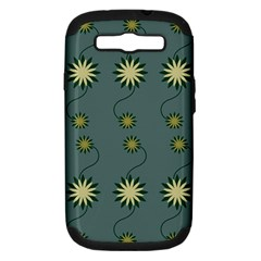 Repeat Samsung Galaxy S Iii Hardshell Case (pc+silicone)
