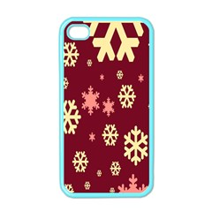 Red Resolution Version Apple Iphone 4 Case (color)