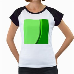 Simple Green Women s Cap Sleeve T